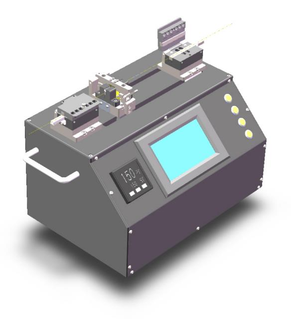 PTOEC 聚酰亞胺光纖涂覆機 FR-0